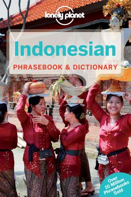 Lonely Planet Indonesian Phrasebook By Lonely Planet Publications (COR)
